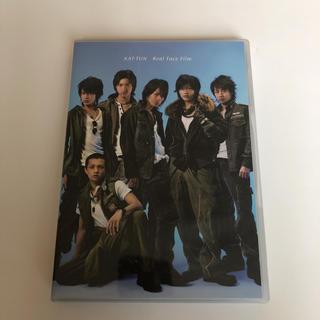 カトゥーン(KAT-TUN)のReal Face Film 通常盤 DVD(ミュージック)