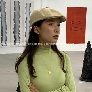 ハンチング 韓国帽子