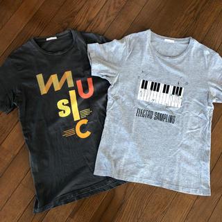 GUTシャツ 2枚セット