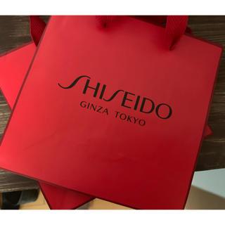 シセイドウ(SHISEIDO (資生堂))の資生堂 ショッピングバック(ショップ袋)