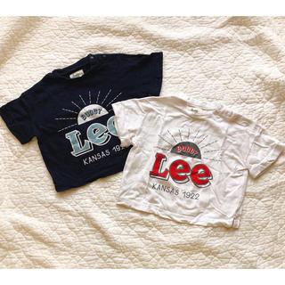 バディーリー(Buddy Lee)の80cm●Buddy Lee…ビッグロゴTシャツ/2枚set●(Tシャツ)