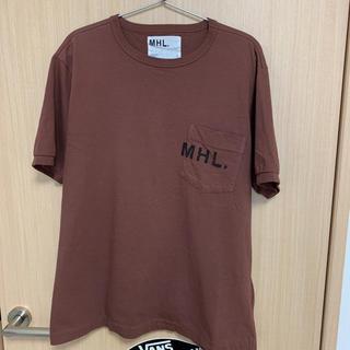 マーガレットハウエル(MARGARET HOWELL)のMHL メンズTシャツ(Tシャツ/カットソー(半袖/袖なし))