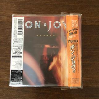Bon Jovi 7800°ファーレンハイト(紙ジャケ)(ポップス/ロック(洋楽))