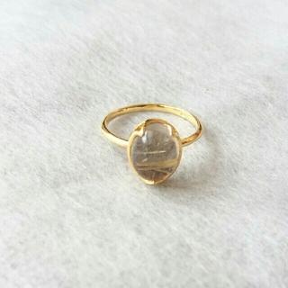 アネモネ(Ane Mone)の美品☆天然石リング☆セット(リング(指輪))