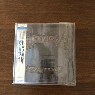 Bon Jovi ニュージャージー(紙ジャケ)(ポップス/ロック(洋楽))