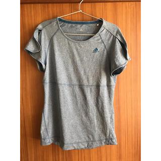 アディダス(adidas)のアディダス  ヨガ フィットネス tシャツ  (ヨガ)