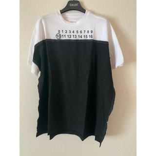 マルタンマルジェラ(Maison Martin Margiela)の☆本日のみ☆マルジェラ Tシャツ Mサイズ(Tシャツ/カットソー(半袖/袖なし))