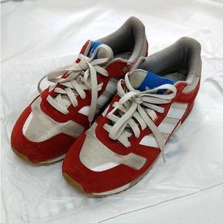 アディダス(adidas)のadidas ZX700 赤 13年製 スニーカー(スニーカー)