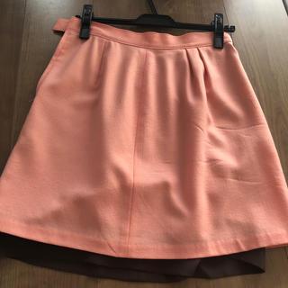 クイーンズコート(QUEENS COURT)のクイーンズコート リバーシブル スカート(ひざ丈スカート)