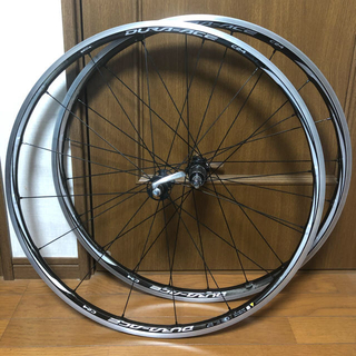 シマノ(SHIMANO)のDURA-ACE WH-9000-C24-CL(クリンチャー) ロードバイク(パーツ)
