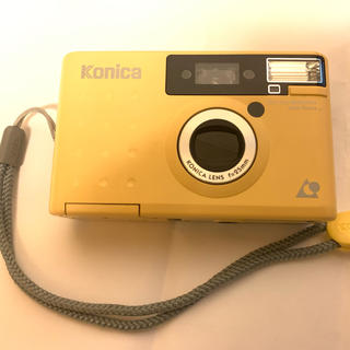 コニカミノルタ(KONICA MINOLTA)のkonica REVIO CL(フィルムカメラ)