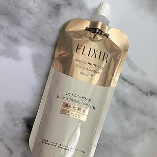 ELIXIR - エリクシール 化粧水 つめかえ用 リフトモイスト ローション 新品
