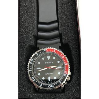 ジャンク品 ダイバーズBLACK &RED(腕時計(アナログ))
