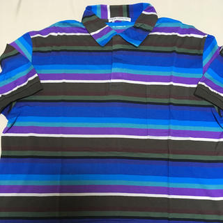 エレクトリックコテージ(ELECTRIC COTTAGE)のエレクトリックコテージ ポロシャツ(Tシャツ/カットソー(半袖/袖なし))