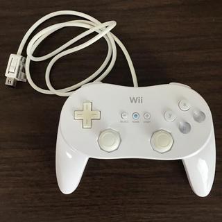 Wii クラシックコントローラーPRO