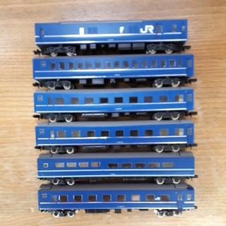 カトー(KATO`)の客車 あさかぜ 出雲 はやぶさ 富士 KATO Nゲージ 鉄道模型 24系25形(鉄道模型)