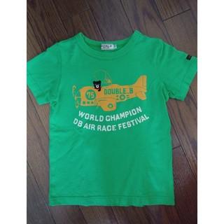 DOUBLE.B - DOUBLE.B Tシャツ 110