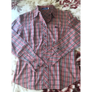 BURBERRY - バーバリーロンドン チェックシャツ ポロシャツ