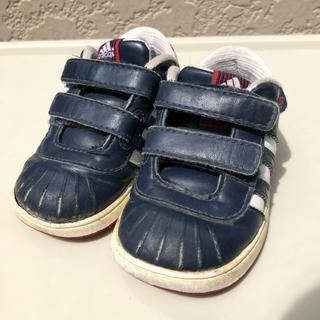 アディダス(adidas)のadidas スニーカー 12cm(スニーカー)