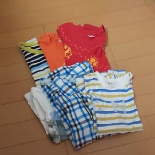 クレードスコープ(kladskap)の半袖シャツ 120 6枚(Tシャツ/カットソー)
