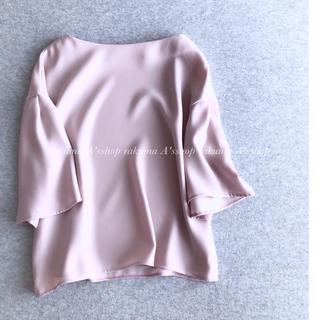 ルージュヴィフラクレ(Rouge vif la cle)のRouge vif <FONCE> 17SS(シャツ/ブラウス(半袖/袖なし))