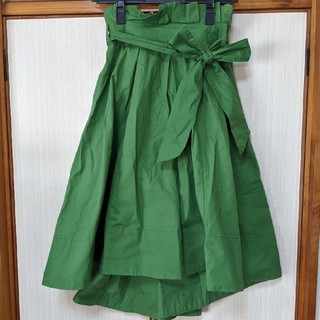 オリーブデオリーブ(OLIVEdesOLIVE)のオリーブデオリーブ フィッシュテールハイウエストスカート(ロングスカート)