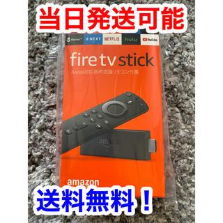 Fire TV Stick Alexa対応音声認識リモコン付属(その他)