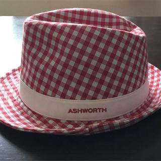 アシュワース(Ashworth)のゴルフ用ハット(ハット)