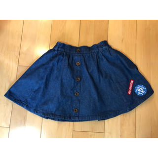 シマムラ(しまむら)のスカート女児150(スカート)