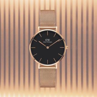 安心保証付き【32㎜】ダニエル ウェリントン◆腕時計◆DW00100161