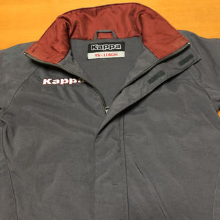 カッパ(Kappa)のカッパ Kappa キッズコート 刺繍ロゴ 男女OK 116cm(コート)