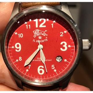 イルビゾンテ(IL BISONTE)のイルビゾンテ 腕時計 (腕時計)