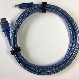 HDMIケーブル A-A端子 オス 2メートル(映像用ケーブル)