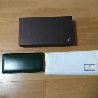 ツチヤカバンセイゾウジョ(土屋鞄製造所)の土屋鞄製作所 コードバン長財布(長財布)