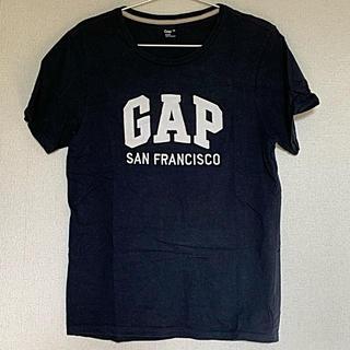 GAP  ロゴTシャツ