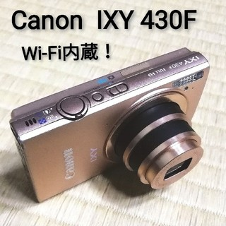 Canon - Wi-Fi内蔵❗キヤノン IXY 430F
