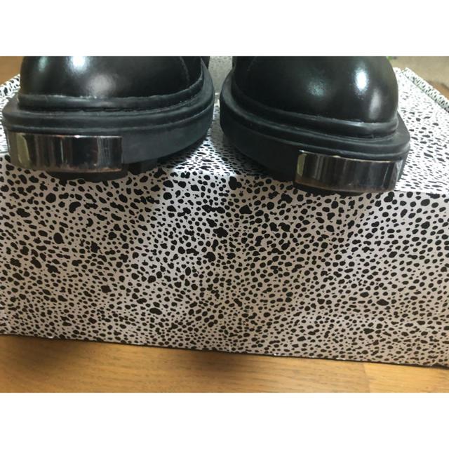 JOHN LAWRENCE SULLIVAN(ジョンローレンスサリバン)の【ピポ様専用】EYTYS Nikita Leather メンズの靴/シューズ(ブーツ)の商品写真