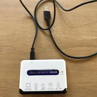アイオーデータ(IODATA)のカードリーダー(PC周辺機器)