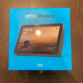 エコー(ECHO)のスマートスピーカー Amazon echo show 8(その他)