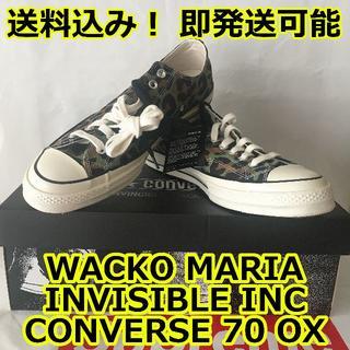 WACKO MARIA - CHUCK TAYLOR ct70 Wacko Maria レオパード 27.5