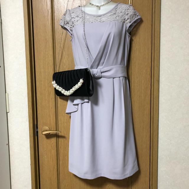 Debut de Fiore(デビュードフィオレ)の新品デビュードフィオレ!パーティードレス3点セット レディースのフォーマル/ドレス(ミディアムドレス)の商品写真