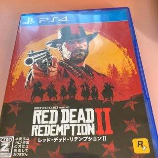 プレイステーション4(PlayStation4)のレッド・デッド・リデンプション2   RDR2 PS4(家庭用ゲームソフト)