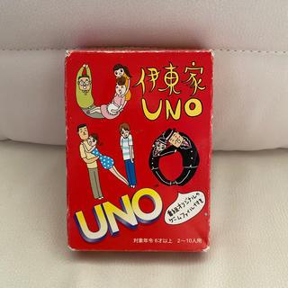 ウーノ(UNO)の伊藤家UNO ウノ(トランプ/UNO)