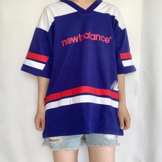 ニューバランス(New Balance)のNew Balance 90s ビッグTEE(Tシャツ/カットソー(半袖/袖なし))