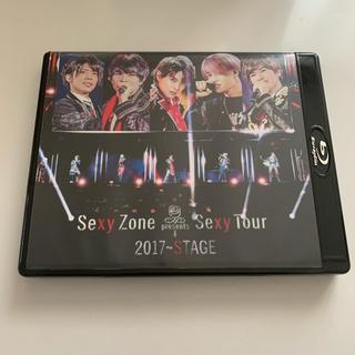 Sexy Zone - SexyZone STAGE 通常盤 【Blu-ray】セクゾ