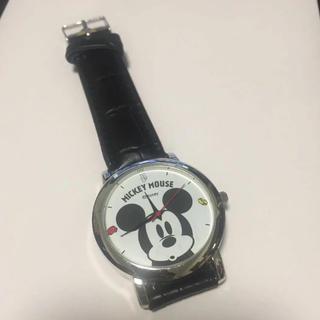 Steady 5月号付録 ミッキーマウス 大人腕時計(腕時計)