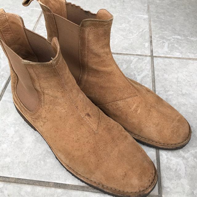 Bottega Veneta(ボッテガヴェネタ)のボッテガヴェネタ サイドゴア チェルシーブーツ メンズの靴/シューズ(ブーツ)の商品写真