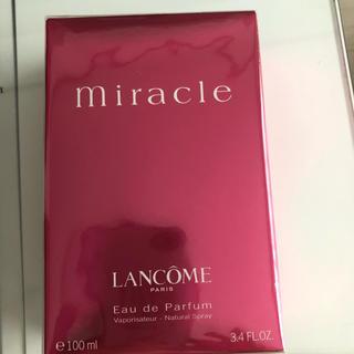 ランコム(LANCOME)のランコム ミラク100ml(香水(女性用))