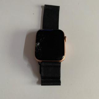 アップルウォッチ(Apple Watch)の値下げApple Watch series4  44ミリセルラーモデル GOLD(腕時計(デジタル))