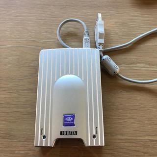 アイオーデータ(IODATA)のカードリーダ(PC周辺機器)